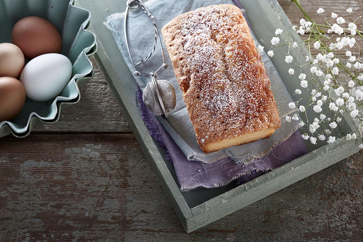 Κέικ βανίλια