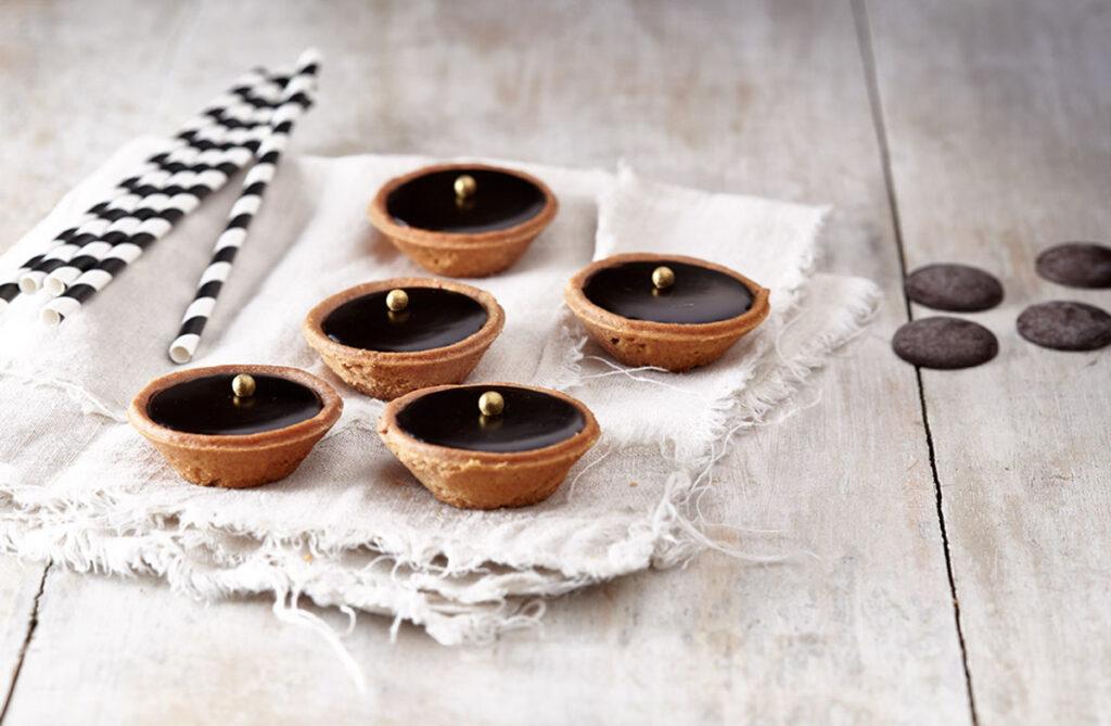 Ταρτάκια σοκολάτας